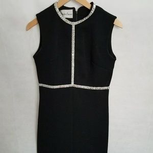 Women's 1960s Bleeker Street Black Dress